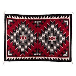 "Navajo Weaving, 4'11"" x 3'6"""