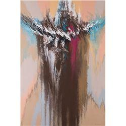 Robert Katana, oil on canvas