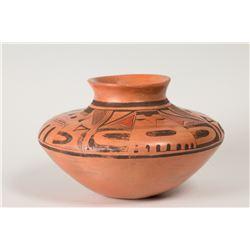 """Hopi Pueblo Pot, 5"""" x 8 ½"""""""