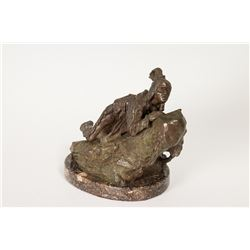 Carl Kauba, bronze