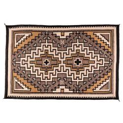 Navajo Weaving, 6' x 4'