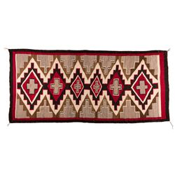 "Navajo Weaving, 6'10"" x 3'1"""