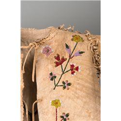 """Santee Sioux Beaded Child's Coat, 13"""" x 11 ½"""""""