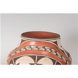 "Zia Pueblo Pot by Sofia Medina , 10"" x 10"""