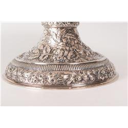 """Tiffany & Co. Silver Compote, 11"""""""