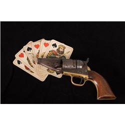 Colt 1849 Pocket Model Conversion