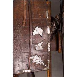 1904 McClellan US Cavalry Saddle