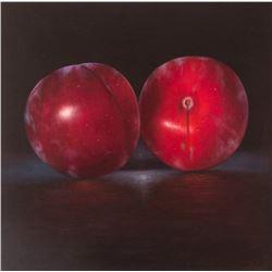 Jerry Venditti, oil on canvas