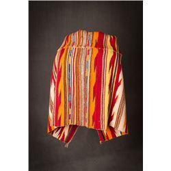 "Navajo Weaving, 4'8"" x 2'6"""