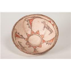 "Zuni Pueblo Chili Bowl, 2 ¾"" x 7 ¾"""