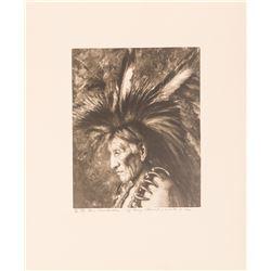 Portfolio of Seven Henry C. Balink Lithographs