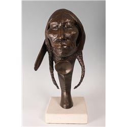 Allan Houser, bronze