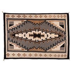 "Navajo Weaving, 6'10"" x 4'8"""