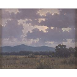 Michael Stack, oil on canvas
