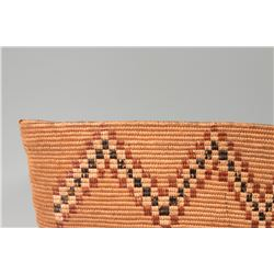 """Thompson River Coiled Basket, 18"""" x 26"""""""