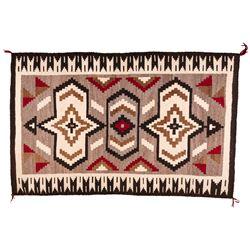 "Navajo Weaving, 5'9"" x 3'8"""
