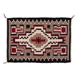 "Navajo Weaving, 3'9"" x 2'7"""