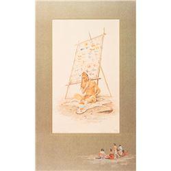 24 Olaf C. Seltzer Lithographs