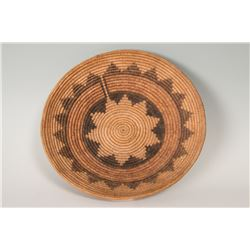 "Navajo Wedding Basket, 3 ½"" x 15 ½"""