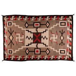 "Navajo Weaving, 7'2"" x 4'10"""