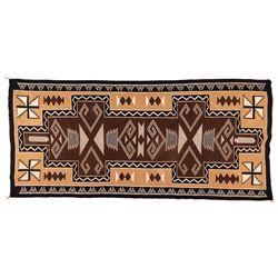 "Navajo Weaving, 6'4"" x 3'"