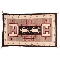 "Navajo Weaving, 5'7"" x 3'6"""