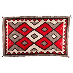 "Navajo Weaving, 4'7"" x 7'6"""