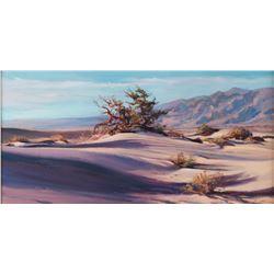 Hulan Fleming, oil on canvas