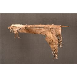 Mountain Lion Fur Covered Bowcase and Quiver