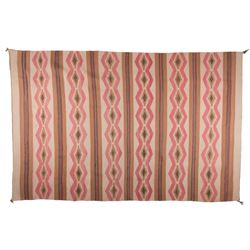 "Navajo Weaving, 8'5"" x 5'6"""