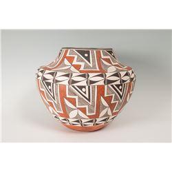 """Acoma Pot by Maria Z. Chino, 12 ½"""" x 15 ½"""""""
