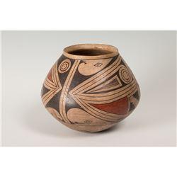 """Casas Grandes Pot, 8"""" x 10"""""""