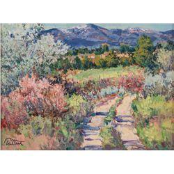 Tom Talbot, oil on canvas
