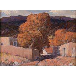 Carl Von Hassler, oil on canvas