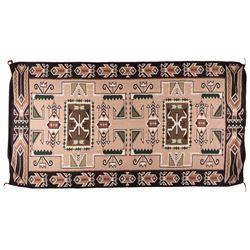 "Navajo Weaving, 7'10"" x 4'2"""