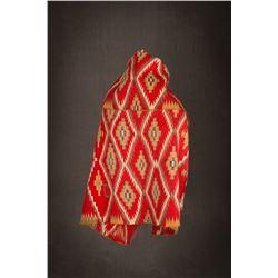 "Navajo Weaving, 3'8"" x 2'8"""