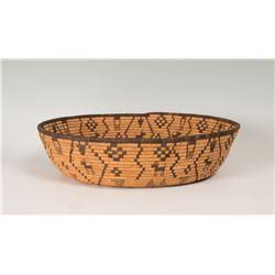 "Apache Basketry Tray, 5"" x 20"""