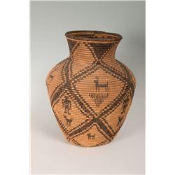 "Apache Olla Basket, 13 ½"" x 11"""