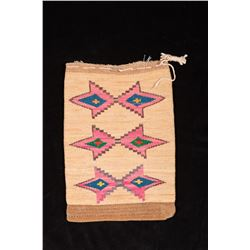 "Cornhusk Bag, 12"" x 17 ½"""