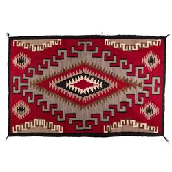 "Navajo Weaving, 5'1"" x 3'2"""