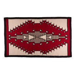 "Navajo Weaving, 5'1"" x 3'"