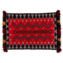 "Navajo Weaving, 5'7"" x 3'"