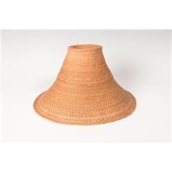 "Haida Spruce Root Hat, 7 ¾"" x 14"""