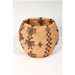 "Apache Olla Basket, 6"" x 7"""