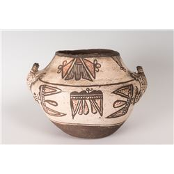 "Zuni Frog Pot, 11 ½"" x 8 ½"""
