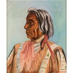 Alfredo Rodriguez, oil on canvas