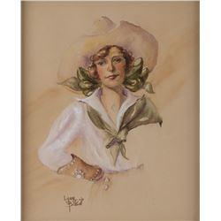 Lynn Brown, watercolor