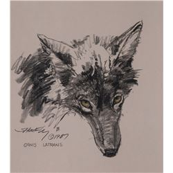 "Robert ""Shoofly"" Shufelt, graphite"