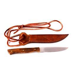 Gerome Weinand Custom Bird Knife Lolo Montana