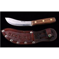 Case XX Buffalo Skinner with Custom Sheath